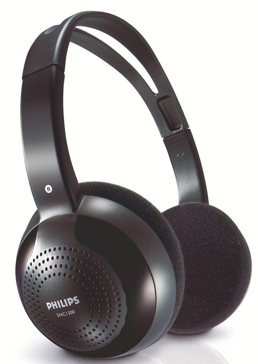 Cuffie senza fili -Tecnologia di connessione: Senza fili Philips Cuffia wireless SHC1300