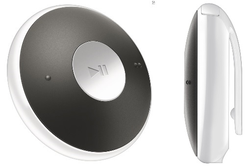 Lettore MP3 PHILIPS  Minidot SA5DOT02 2GB